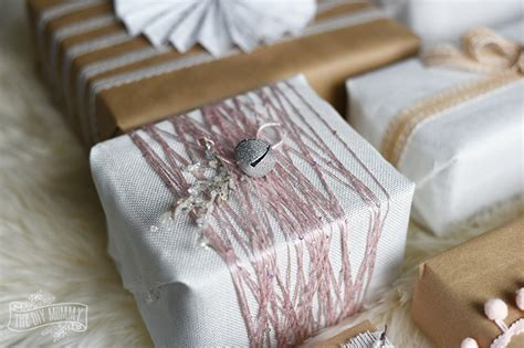 shabby chic presents shabby chic christmas gift wrapping ideas 12monthsofdiy the diy mommy
