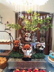Woodland Theme Baby Shower Ideas