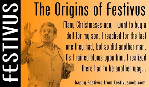 Happy Festivus Meme - how to celebrate festivus