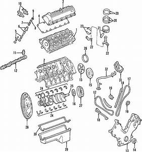 Engine Parts For 2005 Ford E