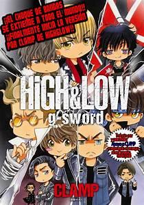 Kokoro No Clamp   Traducci U00d3n  High U0026low G