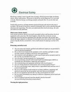 electrical safety essay in marathi