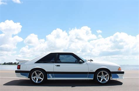 Low Mileage Fox Body Saleen Summer Project Gets 700 Hp