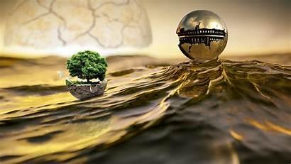 Magical River Tremendous Potential Sci Genre Fi