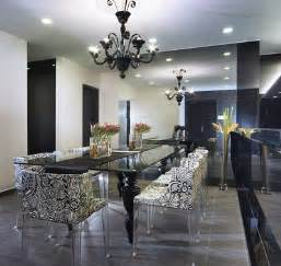 black and white dining room ideas 10 inspiring black and white dining room designs decorating room