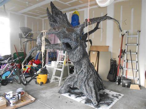 prop showcase tree  restless spirits