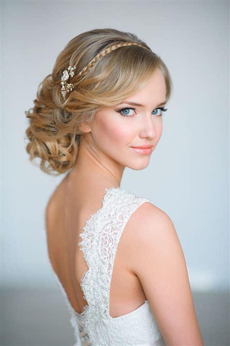 Best Wedding Hairstyles For Medium Hair 2018: Wedding Hairstyles