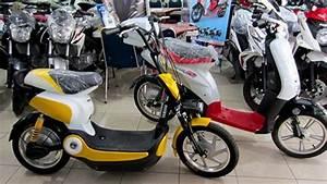 Eh  Dealer Sudah Jual Motor Listrik Yamaha Metis Seharga Rp 12 Juta