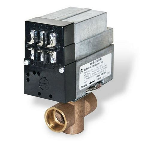 White Rodgers Wire Hydronic Zone Valve