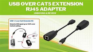 Usb Extend Over Cat5 Wiring Diagram