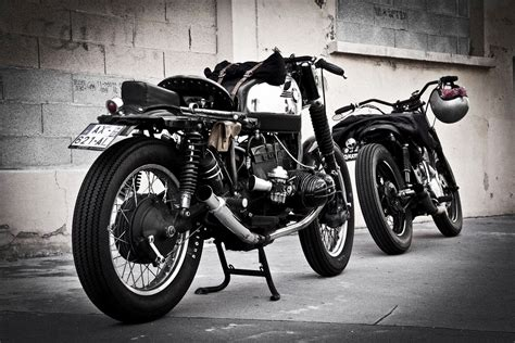 Cafe Racer Wallpaper Motorcycle Hd With