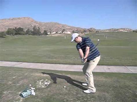 left handed golf swing left handed golf swing