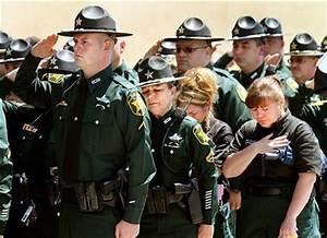 "Polk County, Fla. Deputy Joseph ""Shane"" Robbins Laid to Rest"