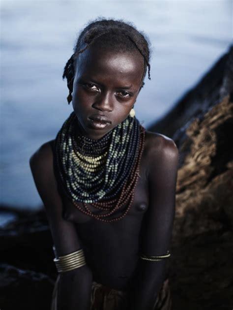 Girl Tribe Pin Daasanach Tribe Girl Omorate Ethiopia By Eric