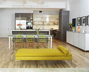 Inspired modern daybed in Kitchen Contemporary with Gray ...