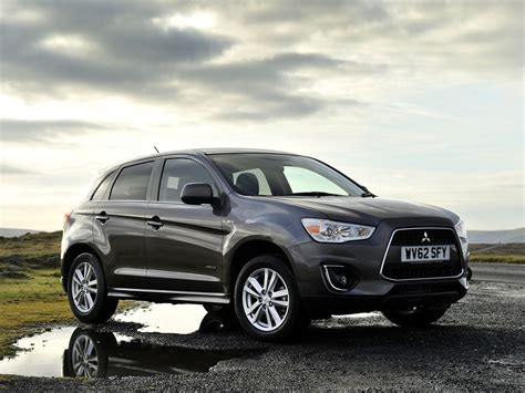 Mitsubishi Picture by 2014 Mitsubishi Asx Pictures Information And Specs