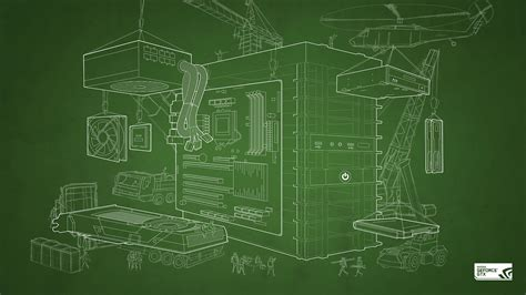 HD wallpapers building blueprints