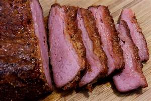 Smoked Corned Beef Brisket For St  Patrick U0026 39 S Day