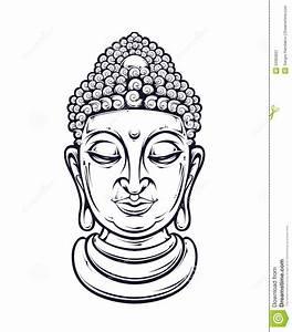 Buddha Bilder Kostenlos : vektor buddha stock abbildung bild 53369831 ~ Watch28wear.com Haus und Dekorationen