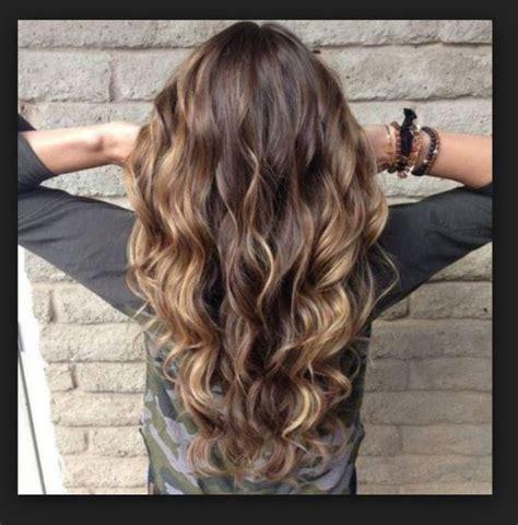 Koyu Kumral Saça ombre - Saç