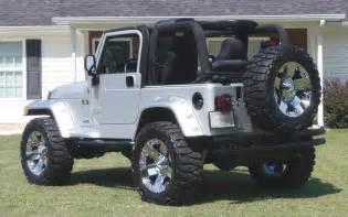 Jeep Wrangler Rockstar Wheels