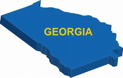 Georgia Clip Svg Clipart Clker Domain