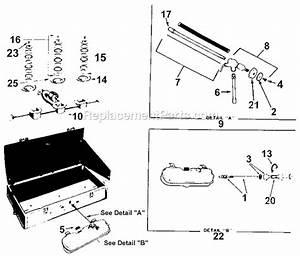 Coleman 426e499 Parts List And Diagram   Ereplacementparts Com