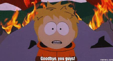 Nice Meme South Park - goodbye you guys south park reveals kenny memes com