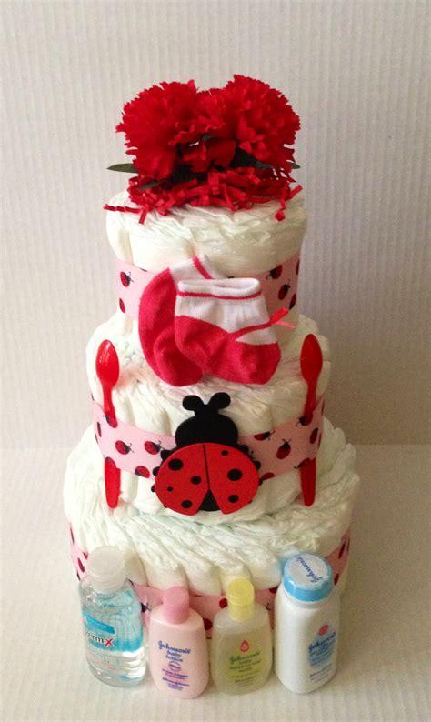baby shower diaper cake fun baby shower