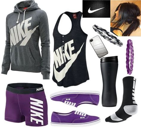 Love this teen outfit. I would totally wear it for volleyball. Nike elites sweatshirt spandex ...