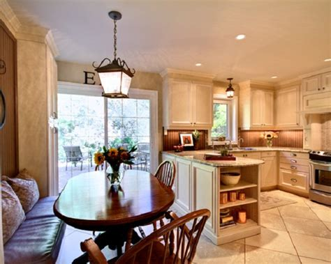 Open Country Kitchen With, Open Country Kitchen With