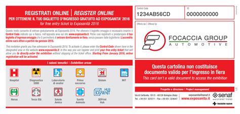 Biglietto Ingresso Expo by Parcheggio Expo Biglietto Omaggio