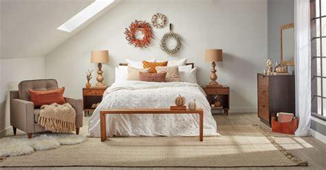 fall bedroom ideas   cozy autumn refresh overstockcom