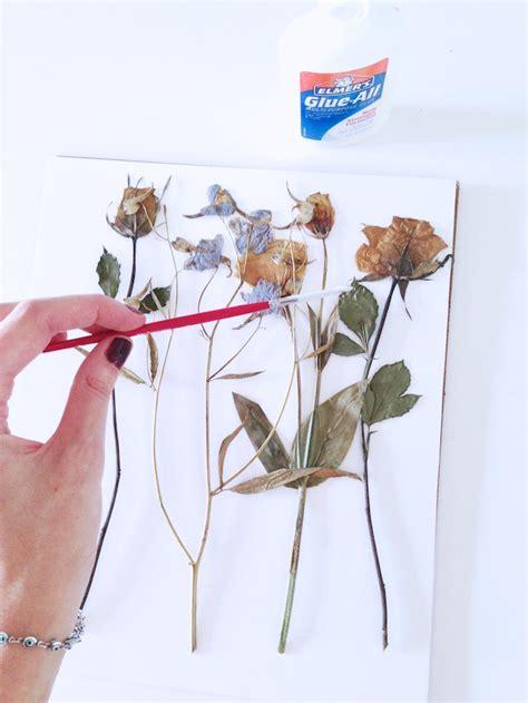 pressed flower diy gedroogde bloemen worden 39 kunst 39 roomed