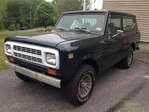 1980 International Harvester Scout Ii Turbo Diesel For