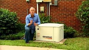 Generac Powerpact 7kw Standby Generators