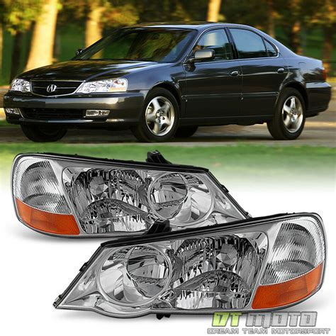 2002 2003 acura tl hid xenon headlights replacement 02 03