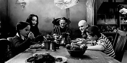 Addams Halloween Adams Chocolate Dinner Eating Chip