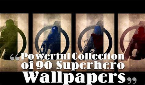 Best Superhero Wallpapers