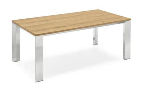 oak and steel dining table gate modern oak top extending dining table chrome black