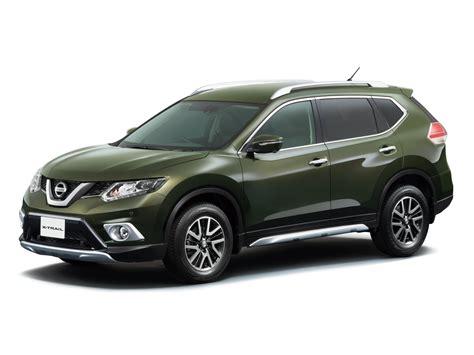 nissan trail nissan x trail specs 2014 2015 2016 2017 autoevolution
