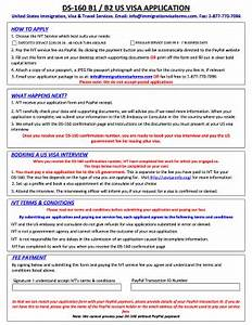 ds 160 blank form download fill online printable With documents for b2 visa