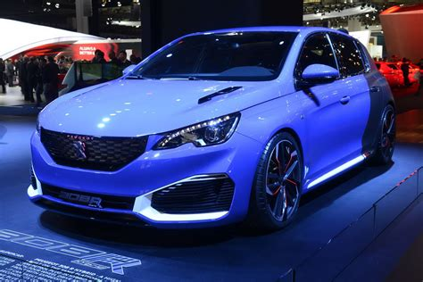 308 r hybrid peugeot s 500ps 308 r hybrid makes its european debut carscoops