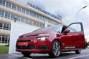 Peugeot Voiture Autonome : test grandeur nature pour les voitures autonomes de psa blog automobile ~ Voncanada.com Idées de Décoration