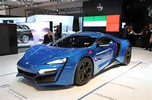 The Rare Lykan Hypersport From Furious 7 Is Amazing