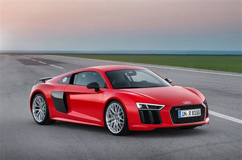 Audi R8 Reviews Research New & Used Models  Motor Trend