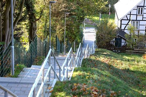 Garten Und Landschaftsbau Velbert by Velbert Bahnhofstreppe 171 Benning Gmbh Co Kg M 252 Nster
