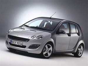 La Smart : la smart 5 portes auto titre ~ Gottalentnigeria.com Avis de Voitures