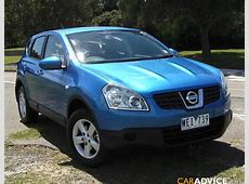 2008 Nissan Dualis review Photos CarAdvice