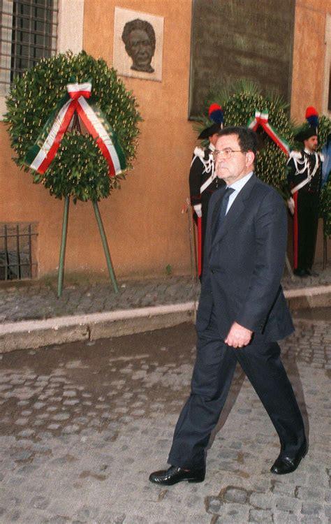 Prodi Seduta by Quel Fantasma Caso Moro Incombe Su Prodi Al Colle
